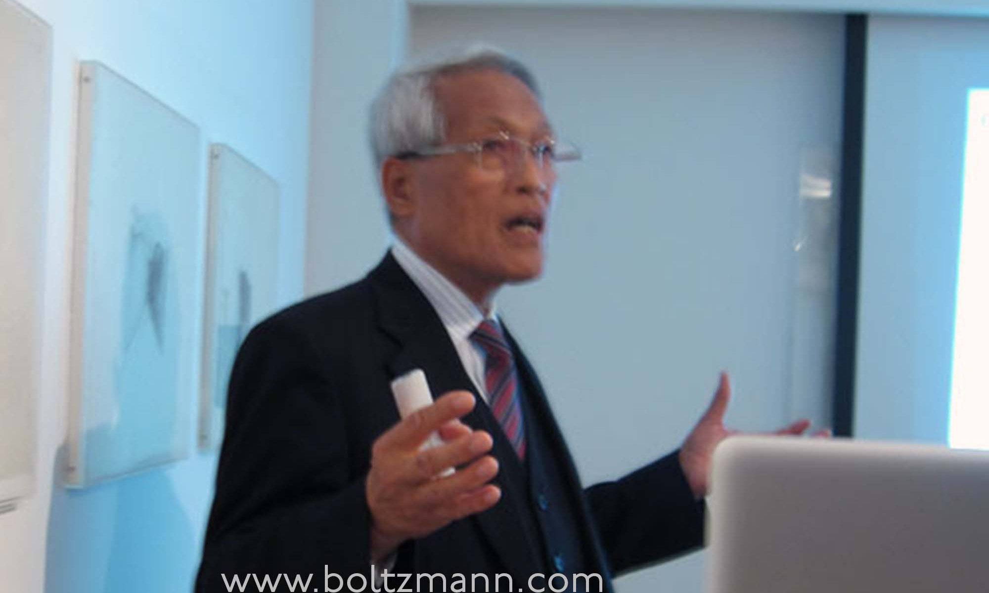 Haruo Kawahara CEO JVC Kenwood