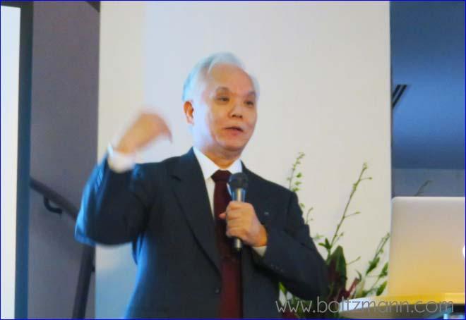 濵口道成、国立研究開発法人  科学技術振興機構、理事長、名古屋大学元総長