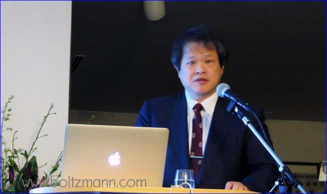 Makoto Suematsu President, Japan Agency for Medical Research and Development AMED