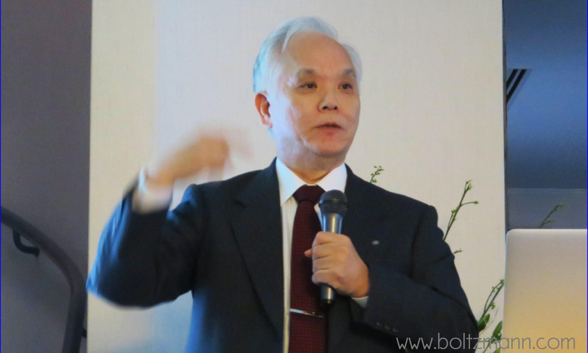 Michinari Hamaguchi boltzmann.com