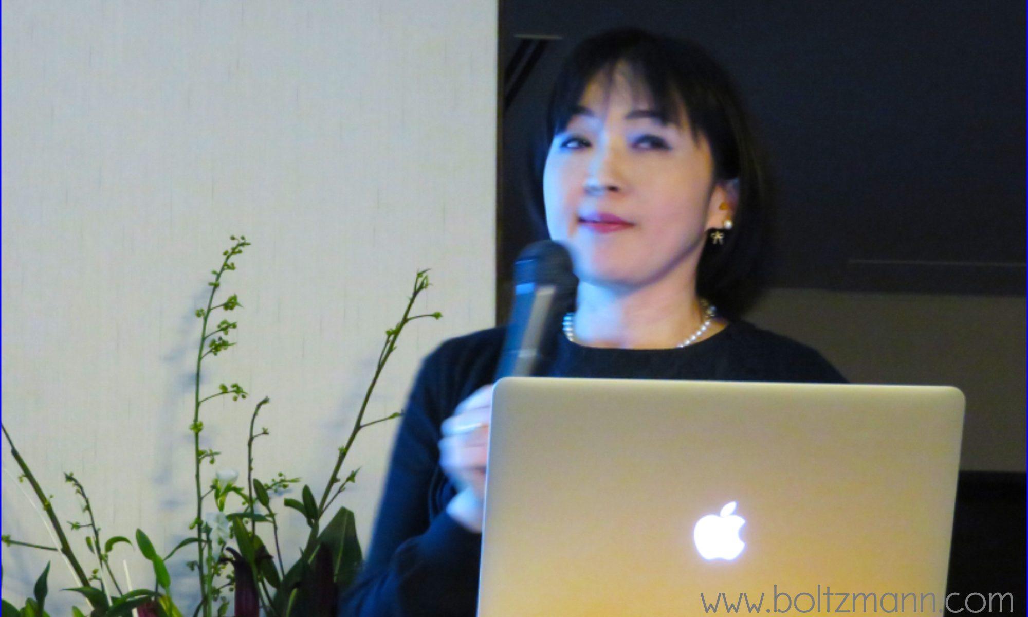 Kyoko Nomura boltzmann.com