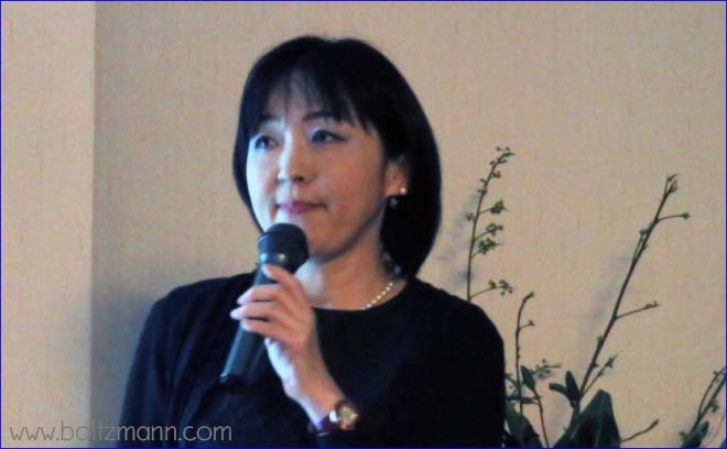 Kyoko Nomura: Director, Support Center for women physicians and researchers, Associate professor, Department of Hygiene and Public Health, Teikyo University, School of Medicine, Associate professor, Teikyo School of Public Health