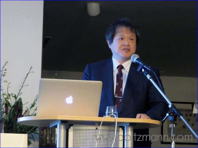 Makoto Suematsu, President, Japan Agency for Medical Research and Development AMED