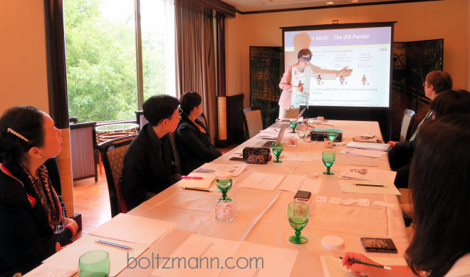 Dame Carol Black DBE FRCP FMedSci: Advancing women in healthcare