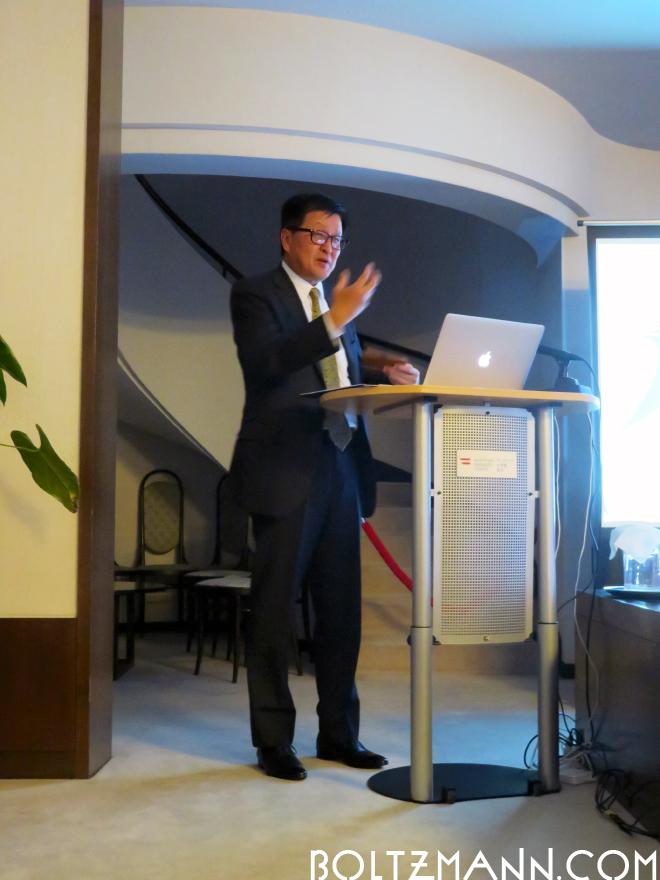 Minoru Koshibe: Growth and innovation at Mitsui Chemicals