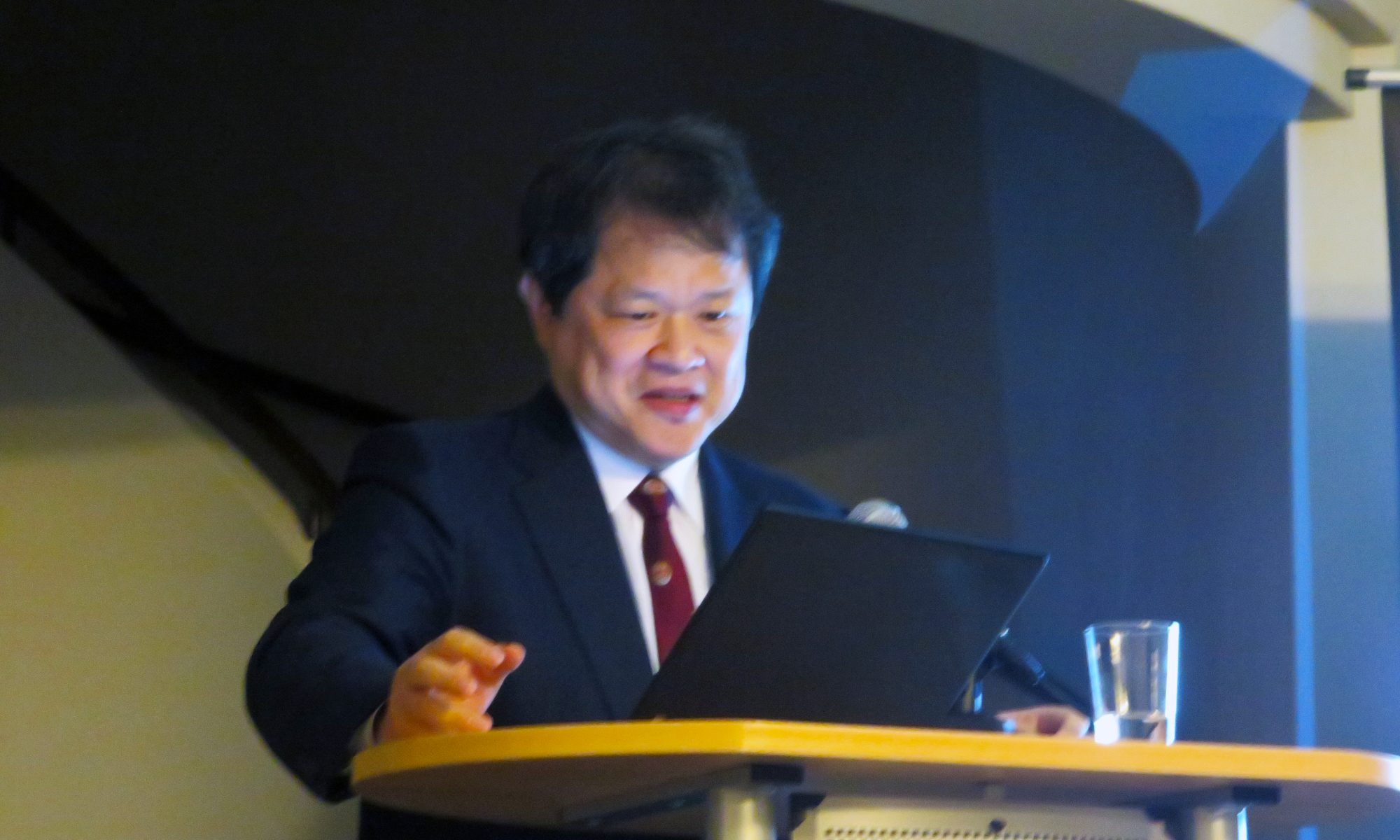 Makoto Suematsu: AMED challenges for global data sharing