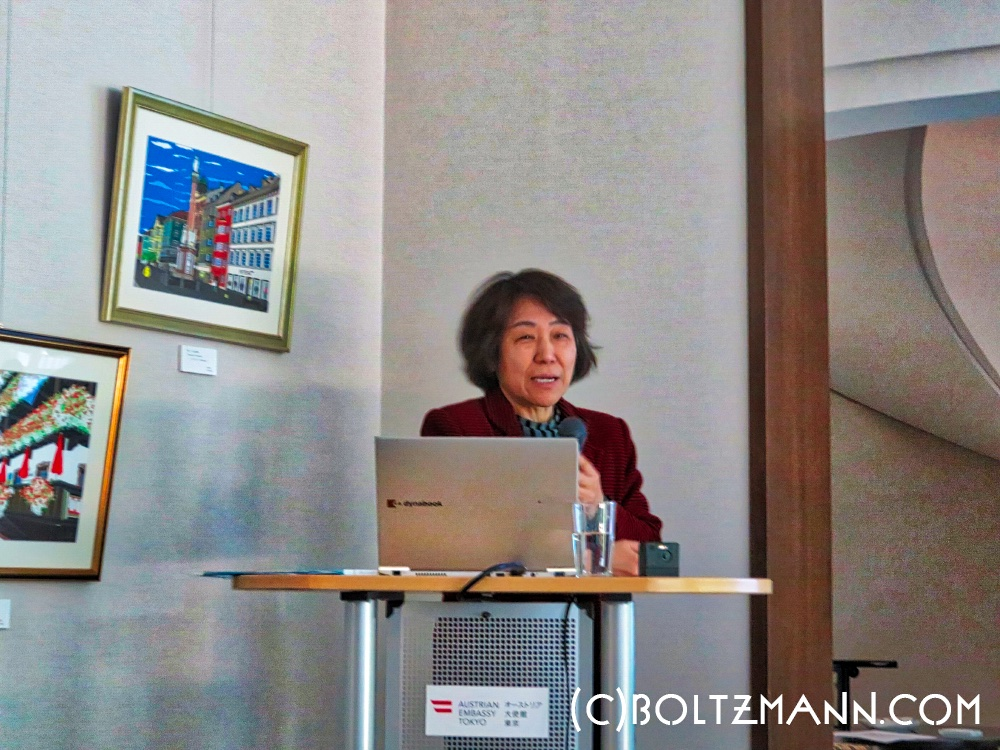 Tomoko Nakanishi Commissioner, Japan Atomic Energy Commission President, Japan Society for Nuclear and Radiochemical Sciences, Tokyo University Professor