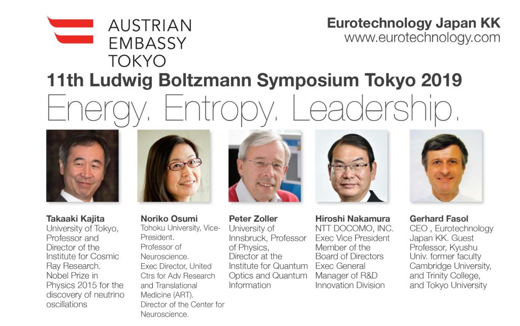 11th Ludwig Boltzmann Forum 2019