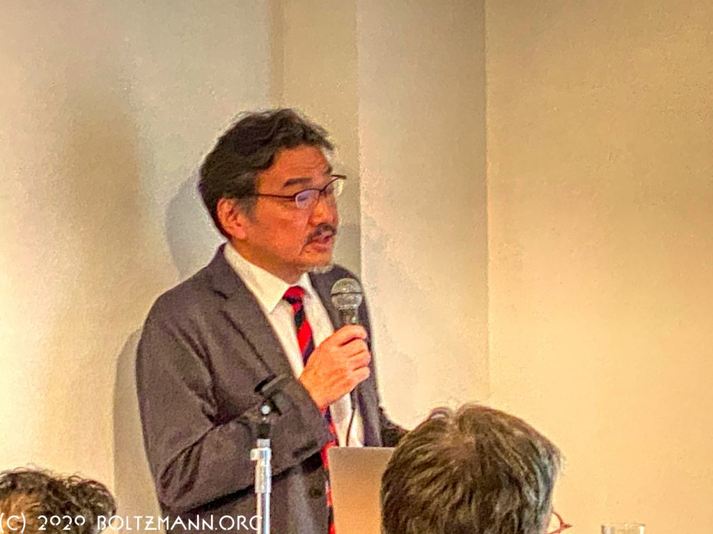 Masashi Yanagisawa: Solving the Mysteries of Sleep: Toward the Real-World Implementation of Sleep Science, 12th Ludwig Boltzmann Forum, 20 February 2020