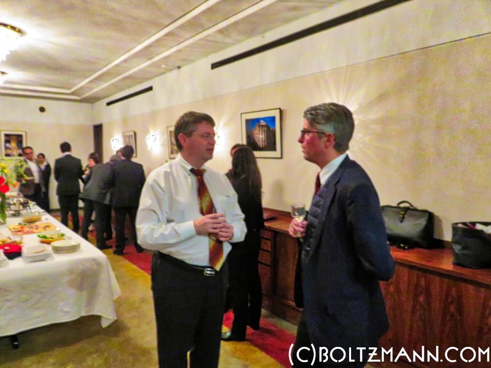 第10回ルドウィグボルツマンフォーラム 2018年2月20日、在日オーストリア大使館